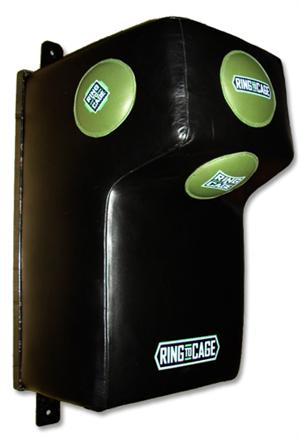 Wall-Mounted Uppercut Bag